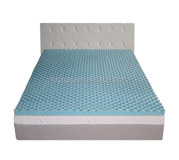 High Quality Wholesale Memory Foam Mattress Egg Crate