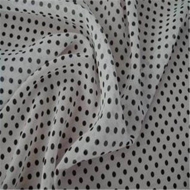 Best-sellig warehouse selling chiffon fabric stocklot