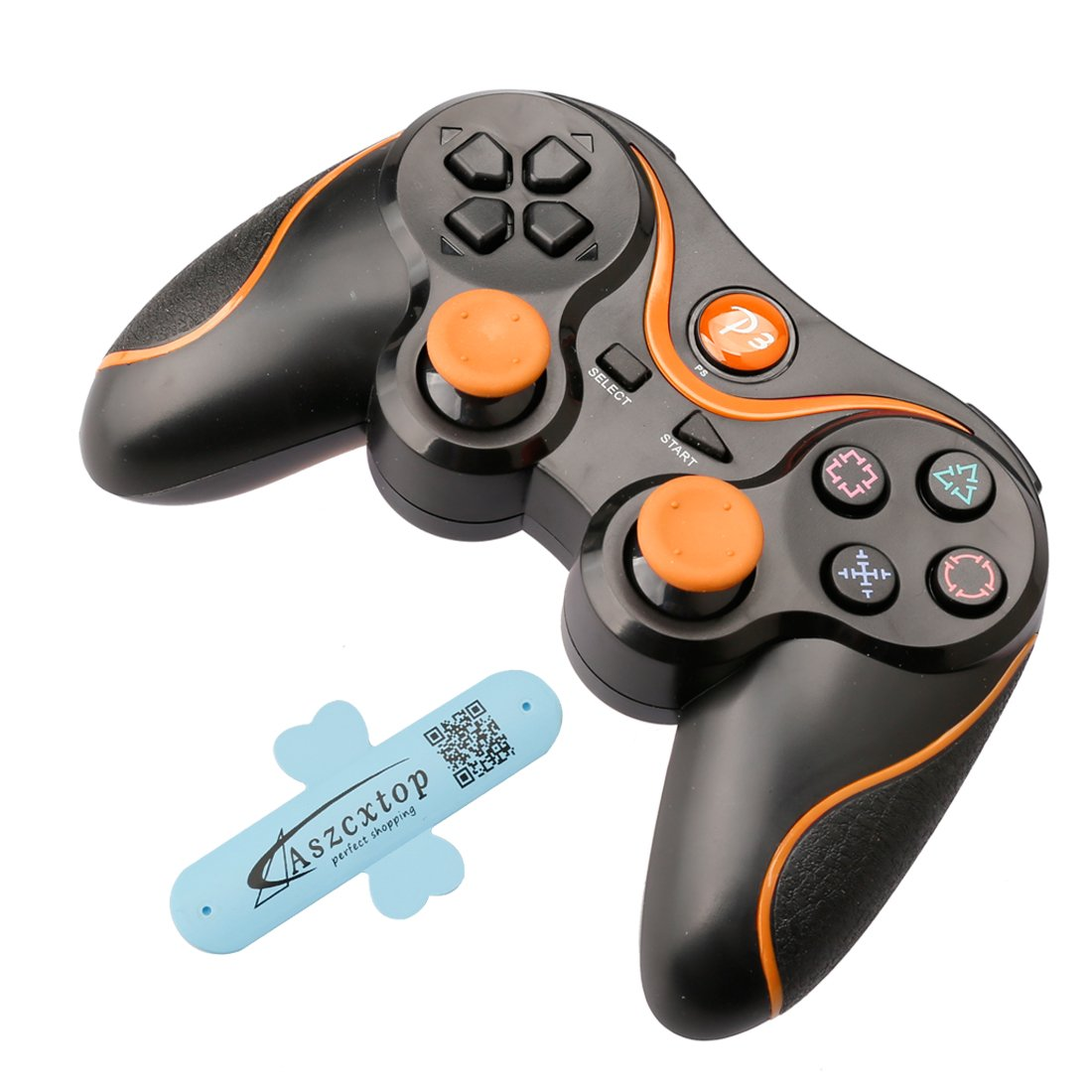 Madcatz fps pro wireless ps3 controller.