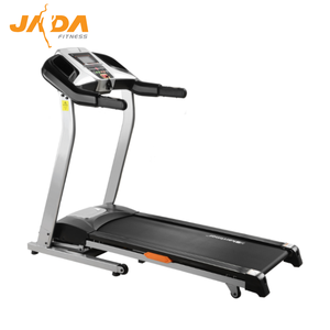 JADA Electric Small Folding Incline Treadmill Exercise Walking Running Machine For 2018