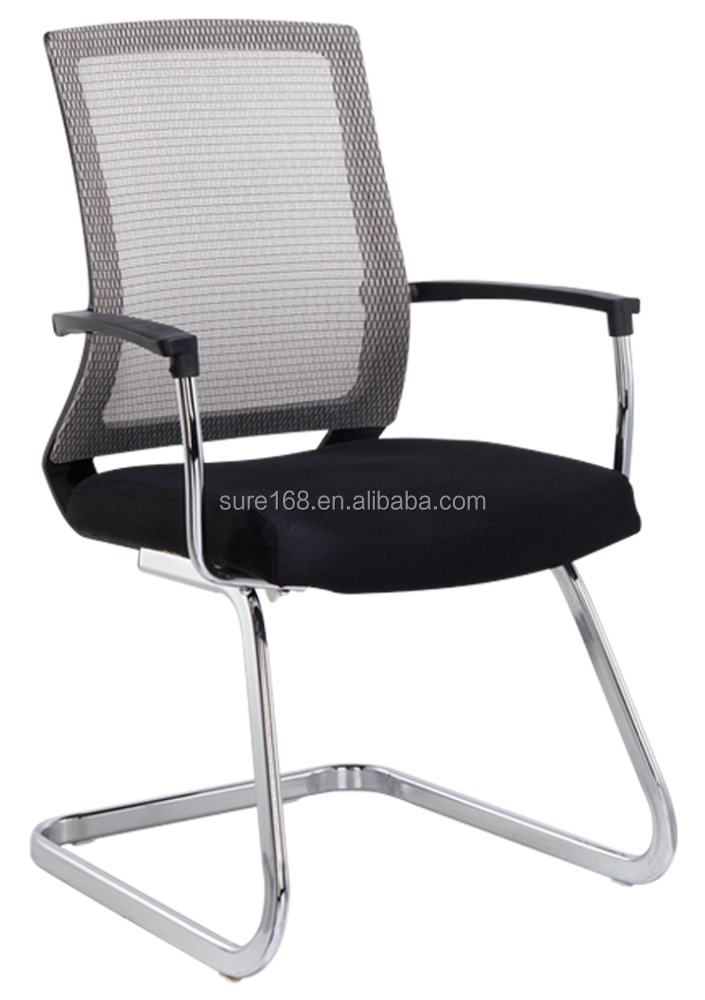 Hot Sale Mesh Back Bow Office Chair With Armrest