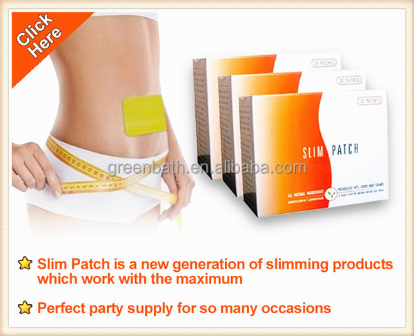 beauty and health care patch customized magnetic slimming patch wholesales