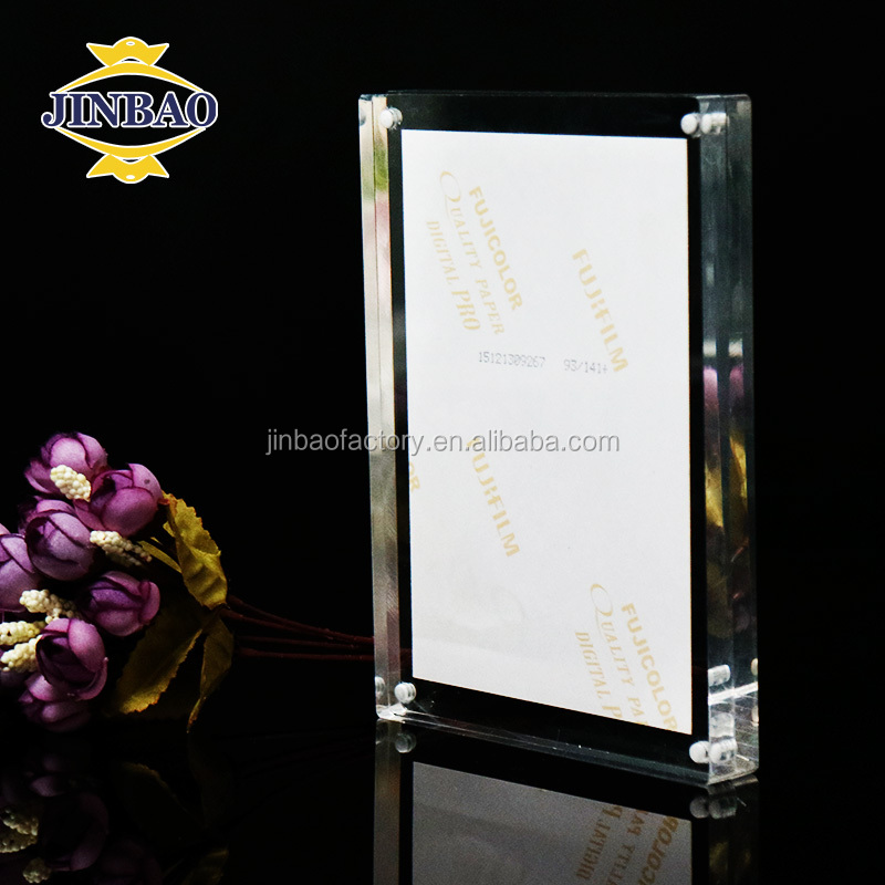 Clear Acrylic Magnetic Photo Frame, Clear Acrylic Magnetic Photo ...