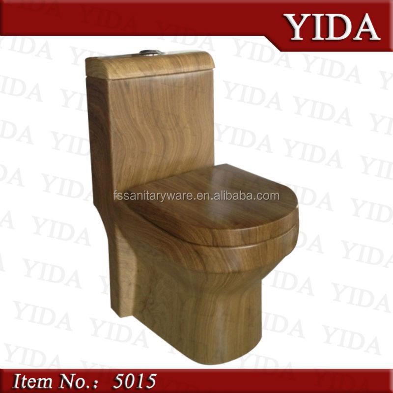 Gekleurde diepspoel keramisch toilet kleur toilet bruin badkamer wc wc pot toiletten product - Wc bruin ...
