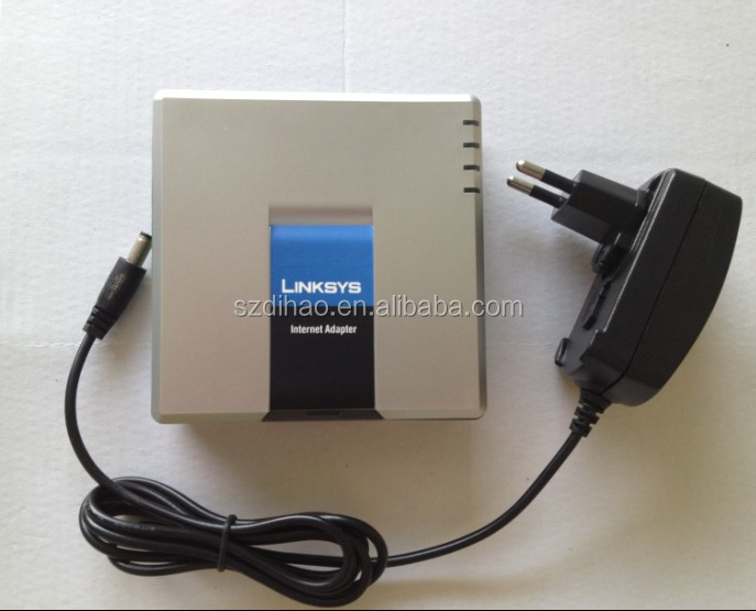 DIHAO Linksys Linksys pap2t na Voice Over IP Gateway internet phone adapter