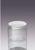 400ML Aluminum Lid PET Honey candy cookie mason jar