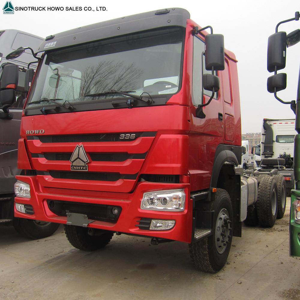 Sinotruk HOWO 6x4 420 hp tractor truck - My WordPress Website