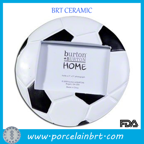 Novel Home Decor Football Photo Frame