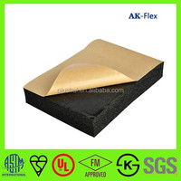 Soft thermal insulation Feature aluminum foil building construction material