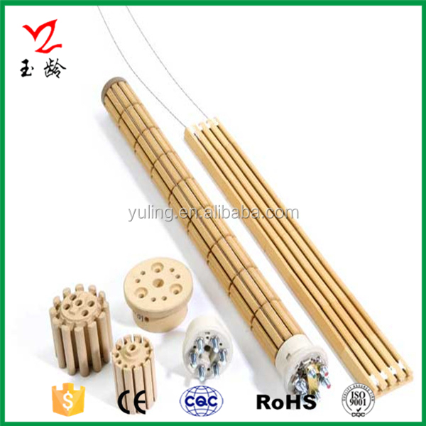 YULING electric ceramic infrared heating element