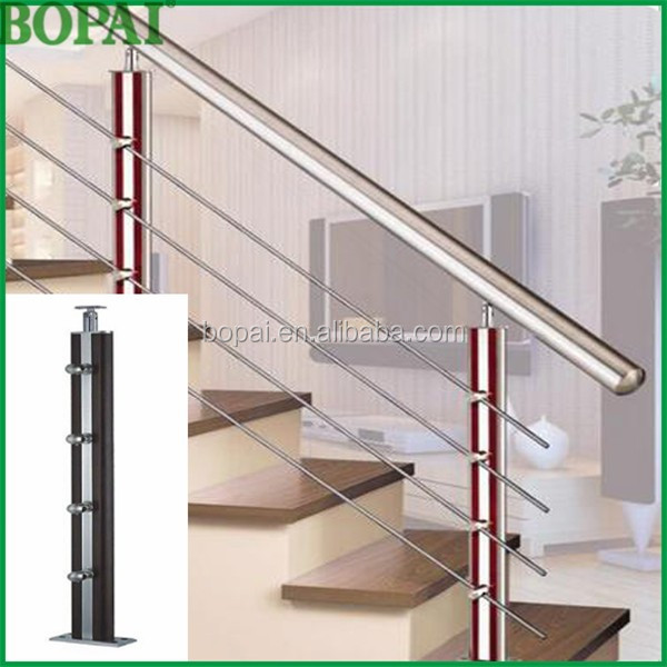 Railing System Wire Rope Metal Stainless Steel Indoor