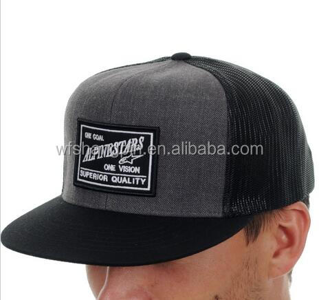 High Quality Flat Bill Mesh Hat Wholesale 41999e28f77