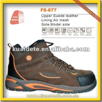 Top Quality Camel Safety Shoes With