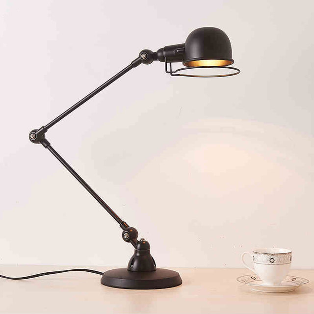Modern Adjustable Metal Ball Table Desk Lamps With Good Quality Home  Decorative Iron Table Lights For