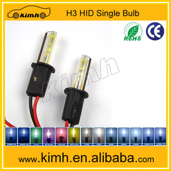 2013 Newest 35w H3 3000k HID Xenon lamp
