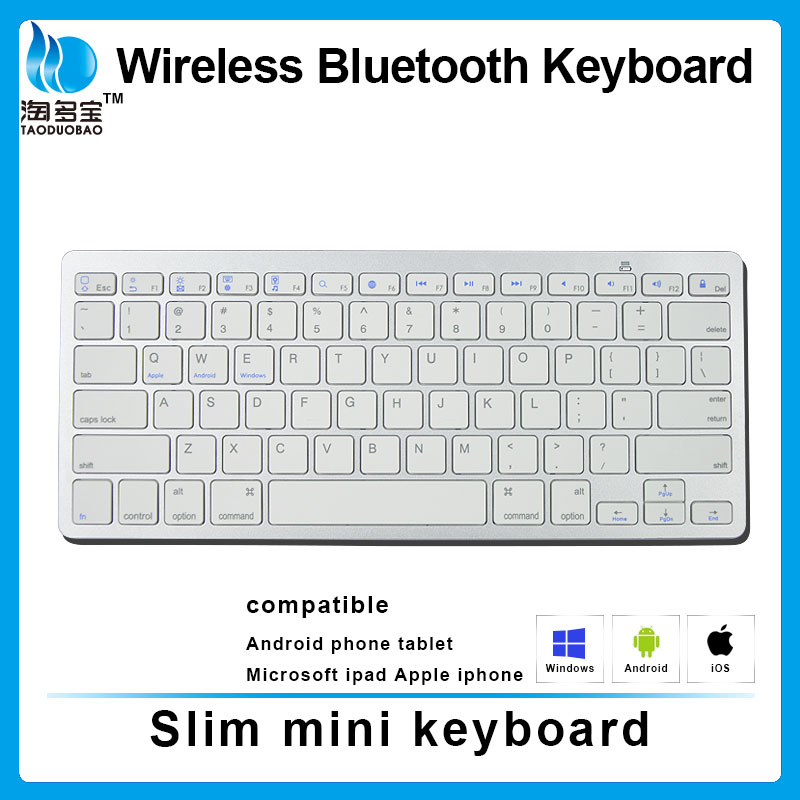 Brand New Bluetooth Keyboard for Apple Macbook Wireless Keyboard