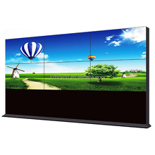 Hot sale ultra narrow bezel 3.5mm brightness 700nits 46 inch LCD video wall price