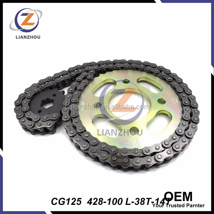 Cg125 Chain Sprocket For Honda Motorcycle