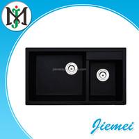 Polishing White/Black/ Granit/Quartz/Crystallized Stone Wash Sink for Bathroom/Kitchen/Hotel