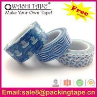 high temperature resistance waterproof transparent self adhesive sticker paper wholesale