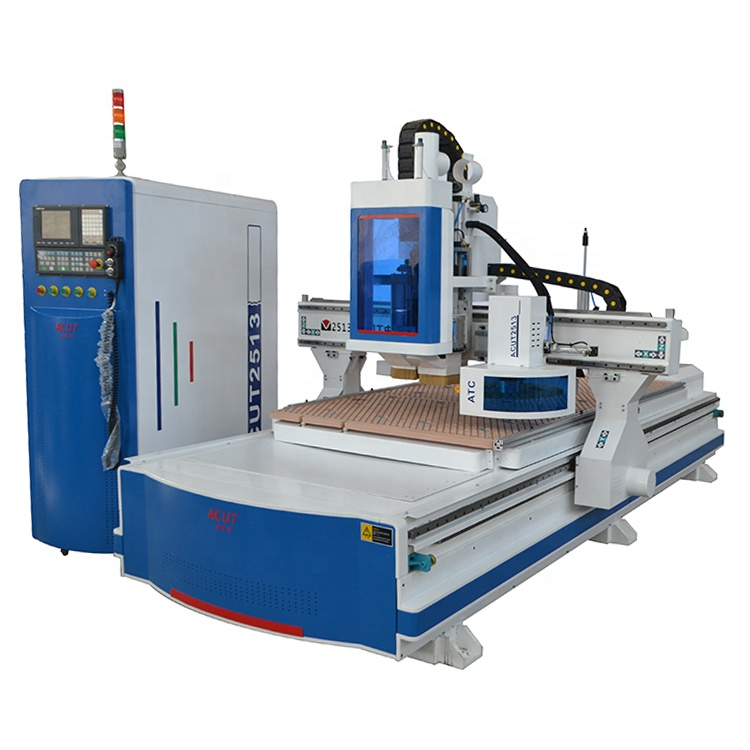 High precision 9KW pneumatic ATC cnc router price