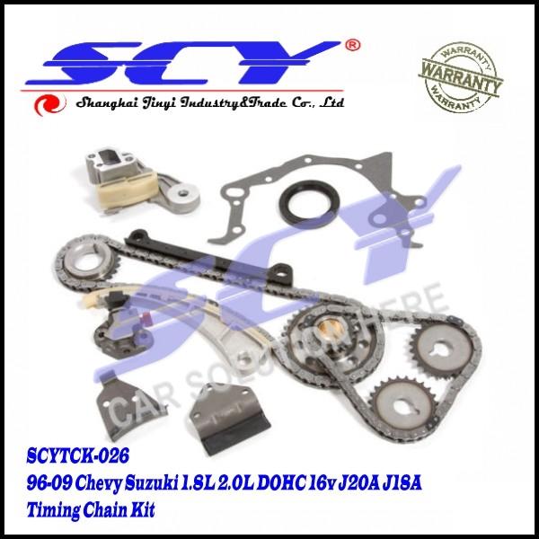 New Motor /& Trans Mount Kit 4PCS Fits 04-08 Suzuki Forenza 2.0L DOHC 16v