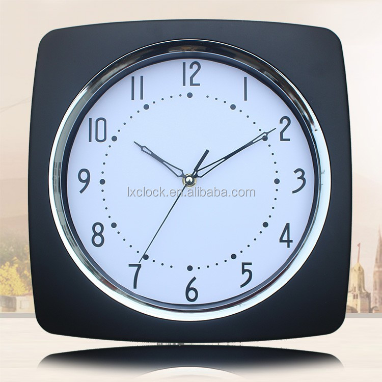 black frame wall clock black frame wall clock suppliers and at alibabacom