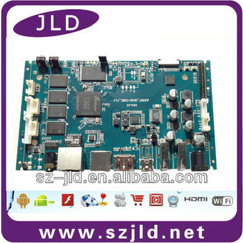 Jld007 Amlogic Quad Core Motherboard Support 2k*4k With 3g/wifi ...