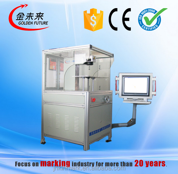 Air cooling Fiber Laser Marking Machines for worldwide market