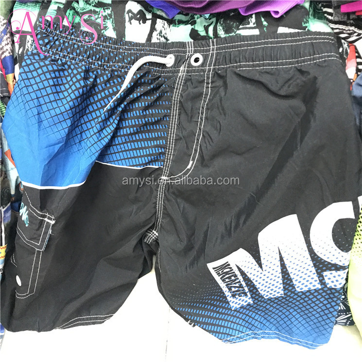 1.99 USD MK043 2019 New Arrival sublimation printing quick dry surf board Men swimwear beach shorts
