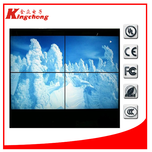 top level 4x4 system of lcd video wall did meeting room wall panel with lcd unit