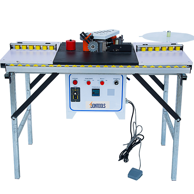 semi automatic table top <strong>double</strong> edge banding <strong>machine</strong>