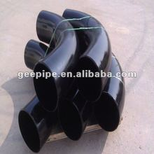 90 degree 3D Black Carbon Steel Elbow/bend