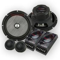 6.5 Inch 2-way Component Car Speaker Speakers Car Audio For Cars Speaker Full Range