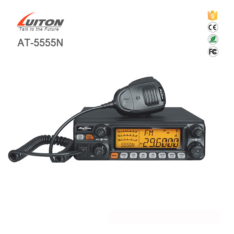 wholesale cb radio anytone at-5555N am fm usb lsb cb transceiver