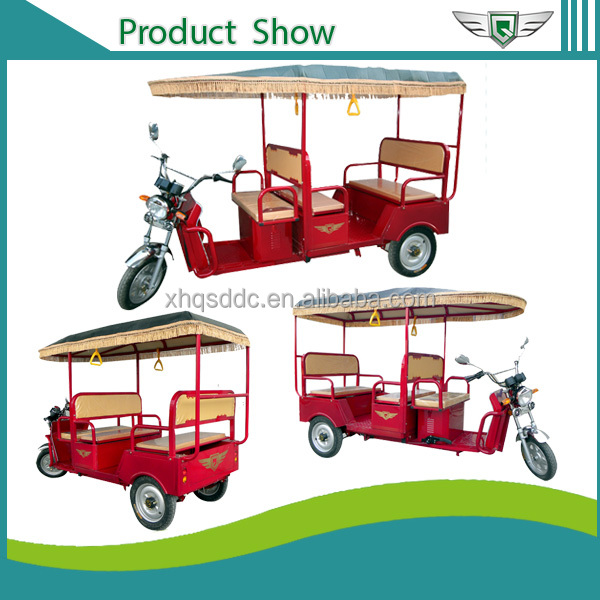 Hot Sale Differential Rear Axle Auto Battery Rickshaw For India ...