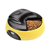4 meal LCD Pet Feeder For Dog Cat Bowl Auto Programmable