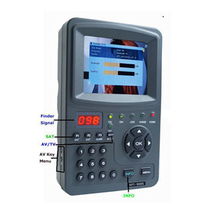 Satellite Signal Strength Meter TV Tuner lnb HD Satellite Dish Finder  KPT968G