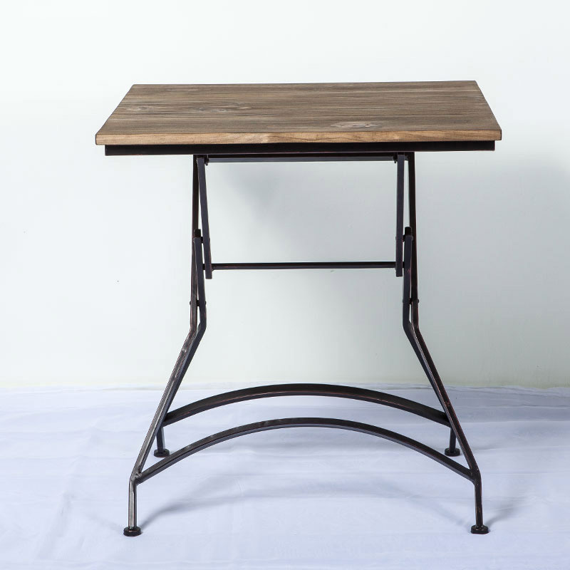 Wholesale Dining Tables: The New Iron Household Simple Wood Dining Table Dining