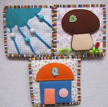 montessori toddler activity children quiet book - Toddler Activity Book