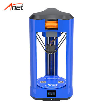 Anet multi-function 3d drucker printer professional 3d metal printer for sale with multi-languges