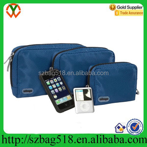 Fashion Digital Storage Bag Organizer Bag Travel Bag for Data Cable/ U Disk/ Earphones/Power Bank
