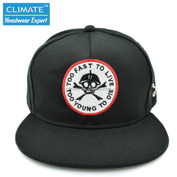 bbaec628b89 New Style Bratson From Chaos Famous Skull BoneWarrior Dancer Adjustable  hiphop Snapback cap hat for young