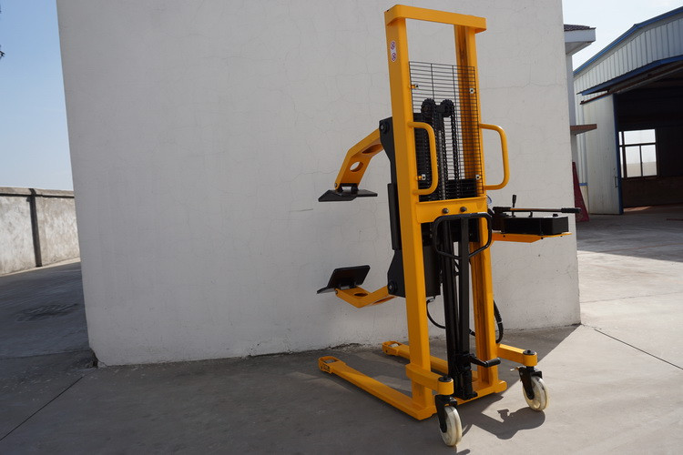 Hand Hydraulic Paper Roll Handling Equipment Buy Mobile