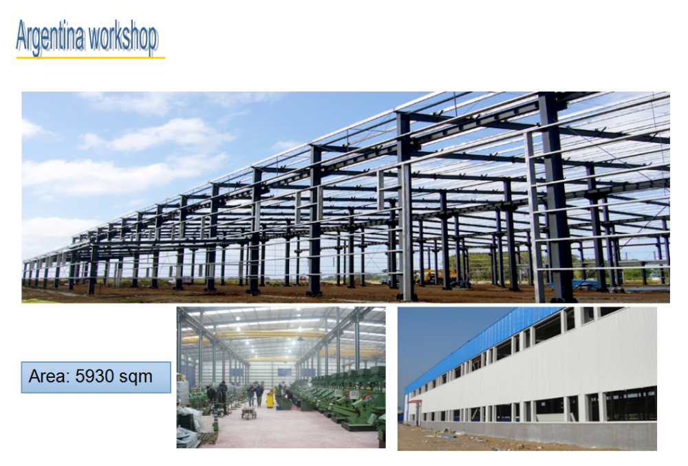 storage steel structure prefabricated building