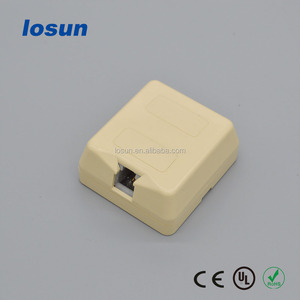 telephones surface mount wall box