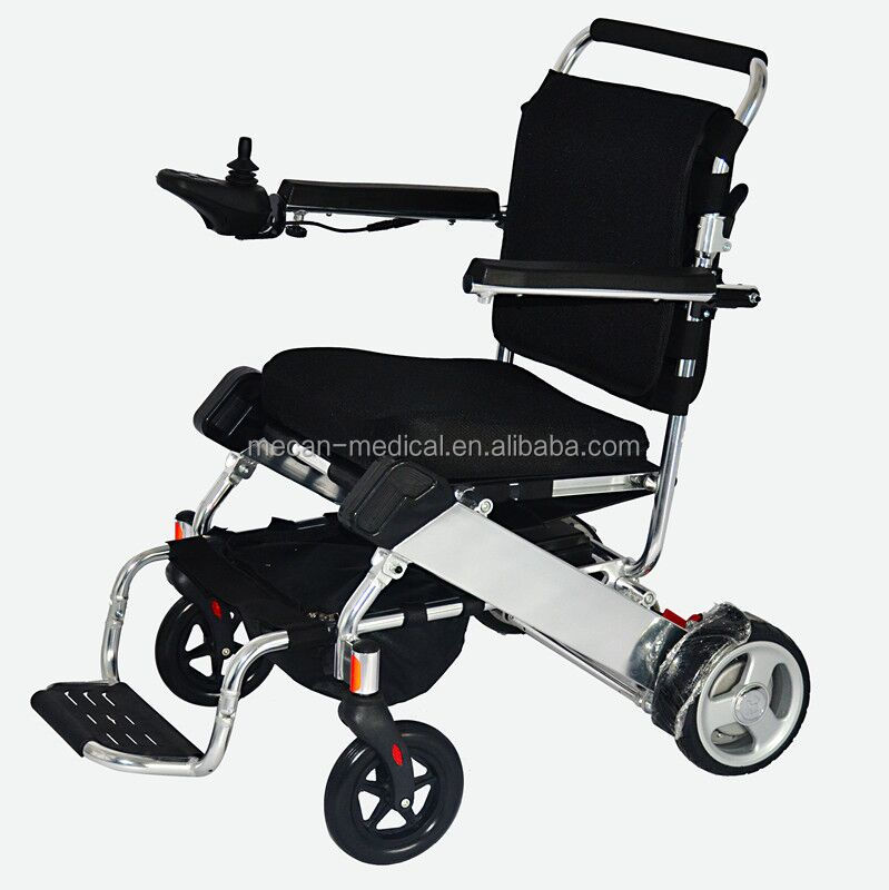 Electric Folding Motorized Wheelchair