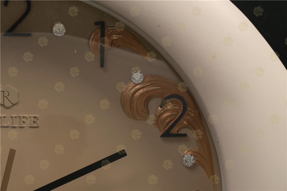 Orologi Da Parete In Tela : Diy orologio da parete molte piante fresche ed eleganti fiori cina