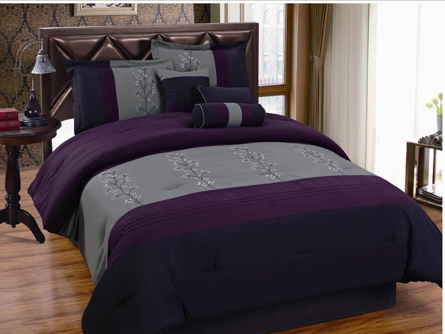 Cheap Purple Full Size Comforter Set Find Purple Full Size Comforter Set Deals On Line At Alibaba Com