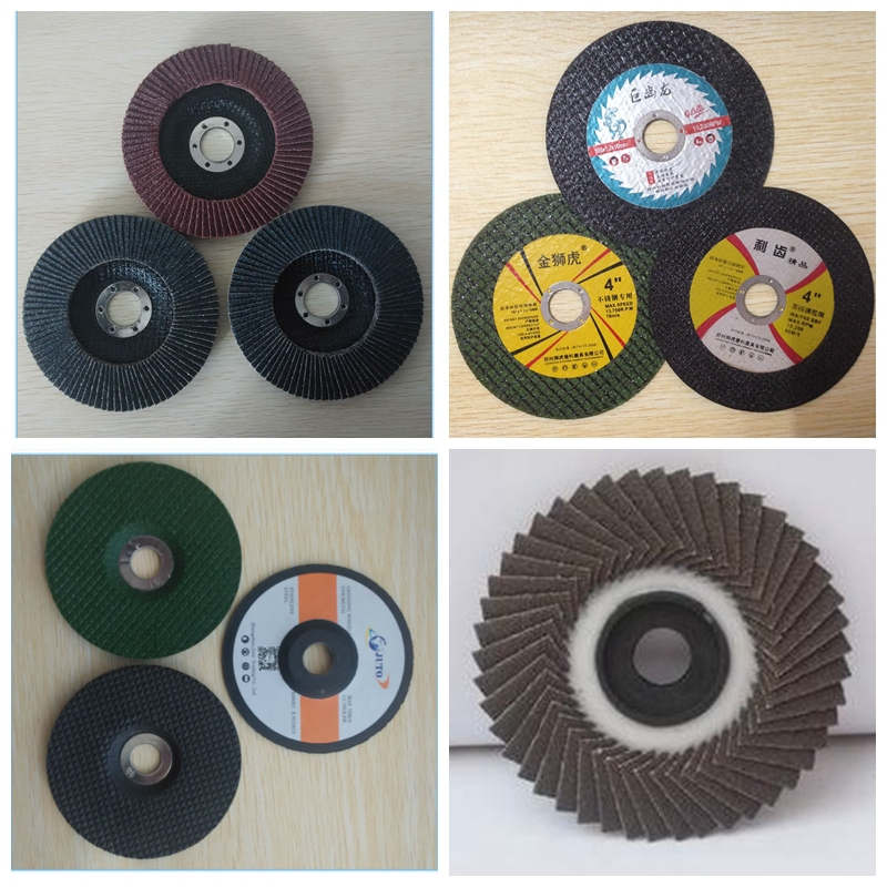 "4.5"" High Profit Margin Products Abrasive Flap Disc Stainless ..."